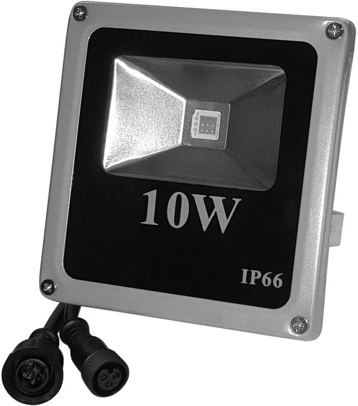 10 Watt ws2811 Flood Light