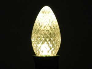 C7 SMD Faceted Style Warm White