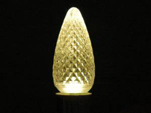 C9 SMD Faceted Style Warm White