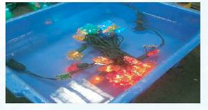 water proof christmas lights
