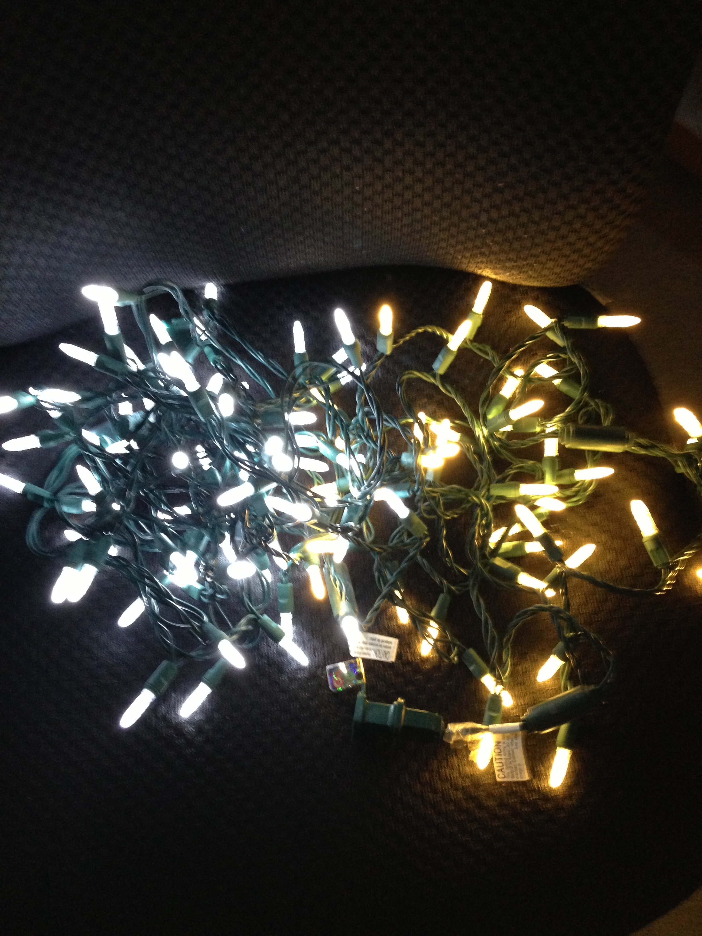 Led S That Look Like Incandescent L E D S Planetchristmas